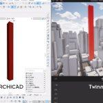【建築プレゼン】TwinmotionのARCHICAD Direct Linkプラグインを使ってみる。【超簡単!!】