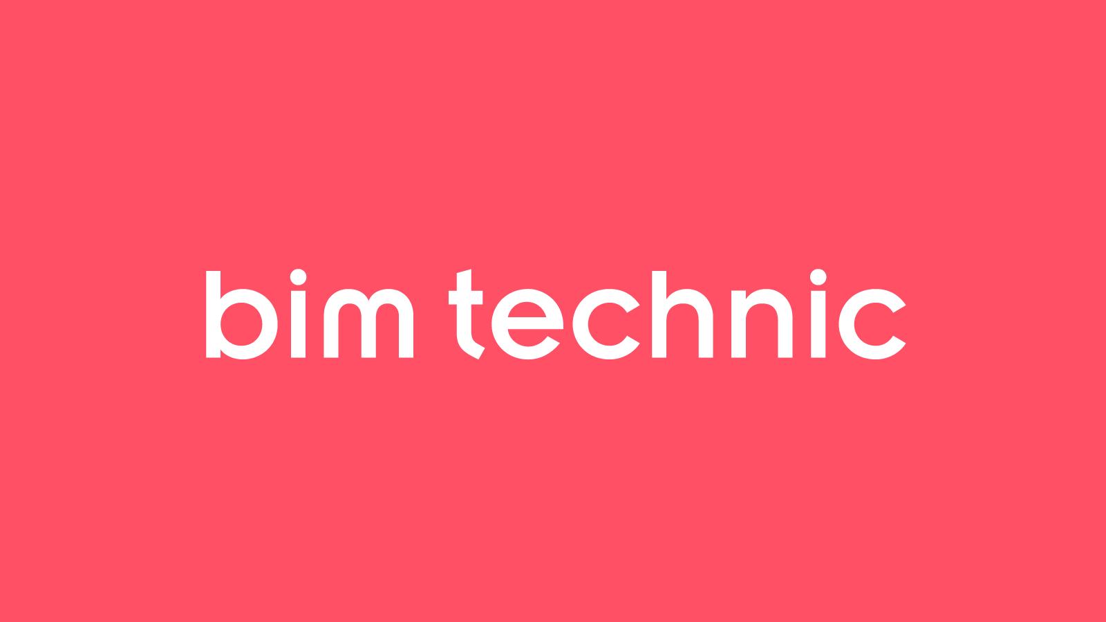 bimテクニック ロゴ(2019.4~)